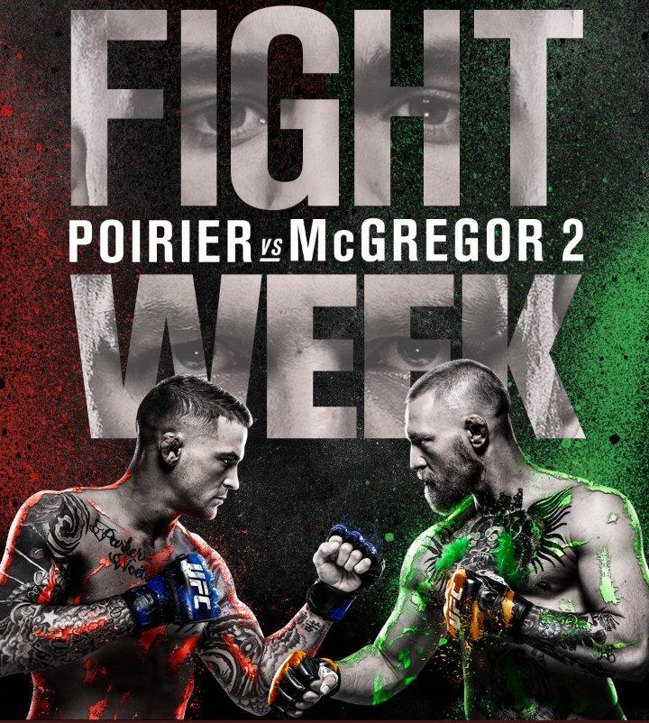 Poirier Vs McGregor 2   Time: 4:00 am Nigerian time  (24th Jan, 2021)  Channel: DSTV 210  #UFC257