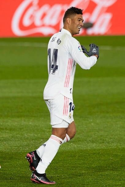 🔵Alaves 0 | 1 Real Madrid⚪️ Golazo ⚽️ de cabeza de Casemiro 👏 #RMLiga #AlavesRealMadrid  #RMFans #realfootball #HalaMadrid