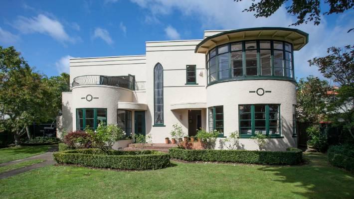 #ArtDeco #Architecture #Home #NewZealand