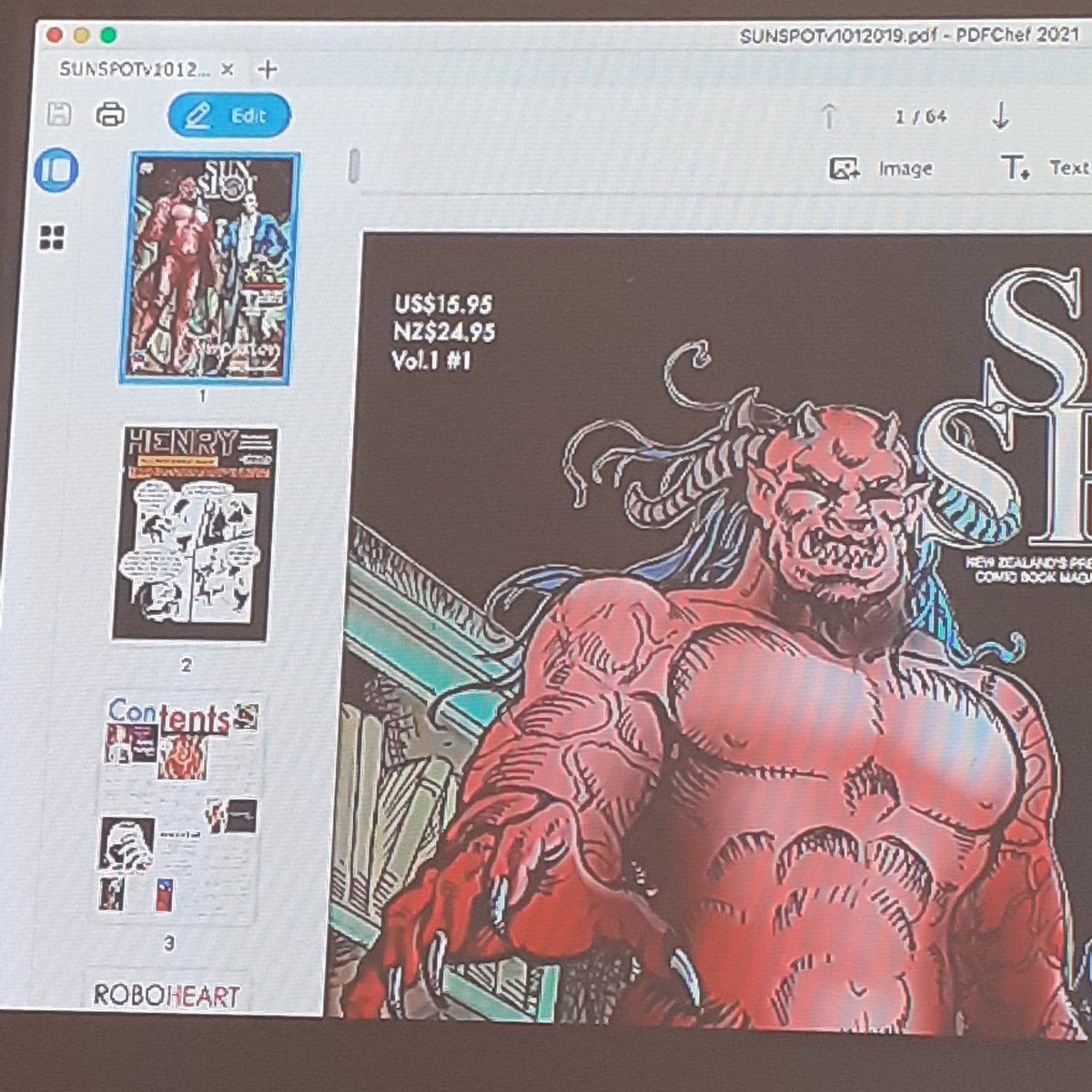 Working on this 64pgs digital magazine release promoting local #creatives from #NewZealand & @plungenz1 & @RisingSunComics for February 2021. Was supposed to be @kickstarter print release project in 2020 but pulled due to covid #SUNSPOTMAGAZINE  #comics #cosplay #popculture  #art