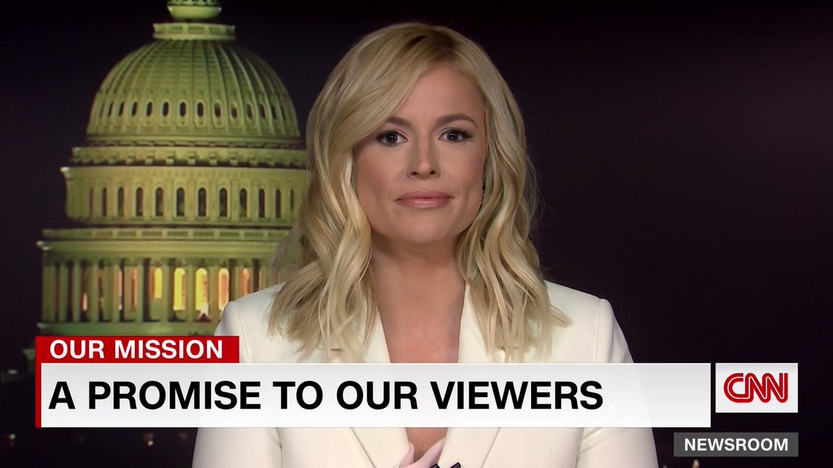 """>> @PamelaBrownCNN debuting as a weekend evening anchor with an appreciation of Larry King:  """"Like Larry, we're going to use our relentless curiosity on this show to drive the interviews and tell the stories you want to hear. So let's get started."""""""