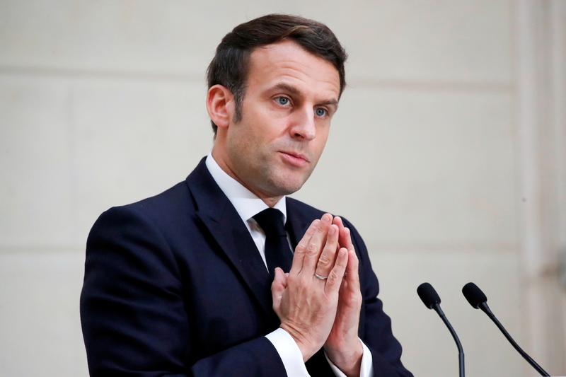 Macron says France will tighten legislation on incest