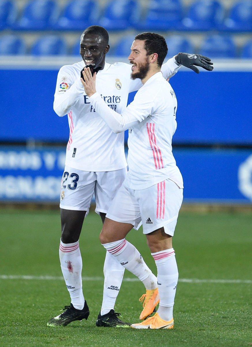 🔵Alaves 0 | 3 Real Madrid⚪️ Golazo ⚽️ de Eden Hazard 👏 #RMLiga #AlavesRealMadrid  #RMFans #realfootball #HalaMadrid