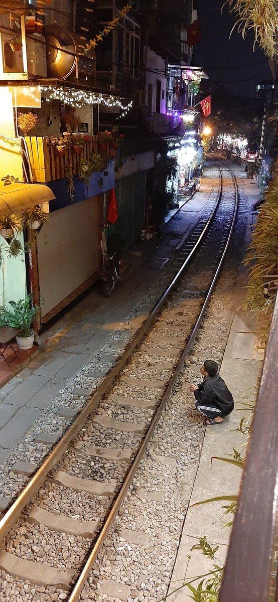 Hanoi Street Train #LockdownHouseParty #travel #traveling #vacation #visiting #instatravel #instago #instagood #trip #holiday #photooftheday #fun #travelling #tourism #tourist #instapassport #instatraveling #mytravelgram #travelgram #travelingram #igtravel