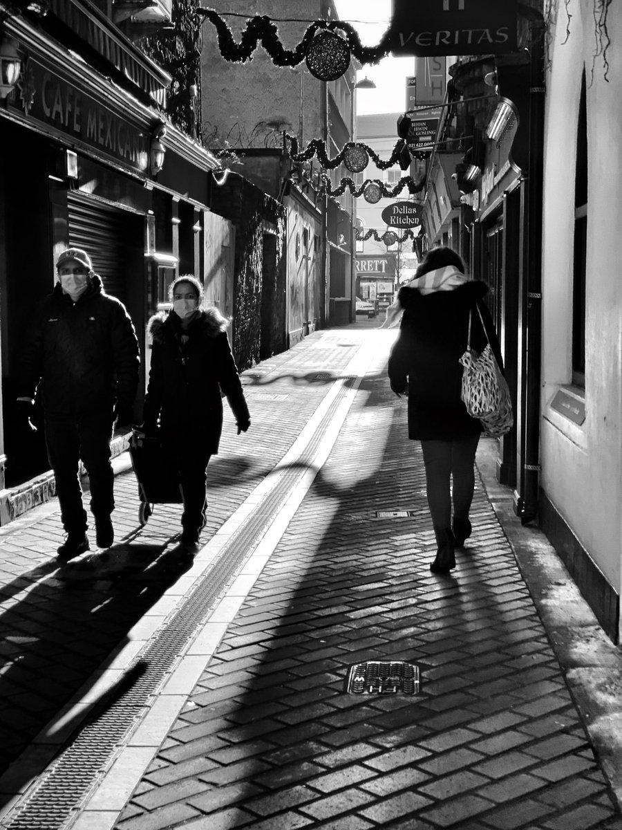 Keep Ya Distance #street #photography #photooftheday #cork #SocialDistancing #blackandwhitephotography