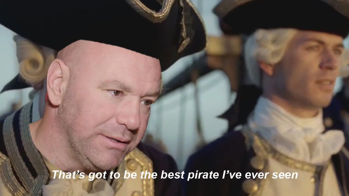 Dana White after the streamer he was into uses a VPN #UFC257