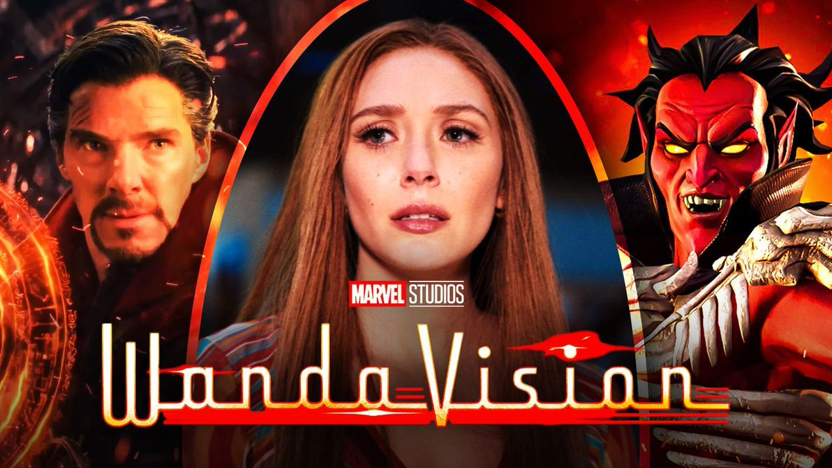 """There are many #WandaVision fan theories that are """"accurate,"""" according to #MCU showrunner Jac Schaeffer! Full quote:"""