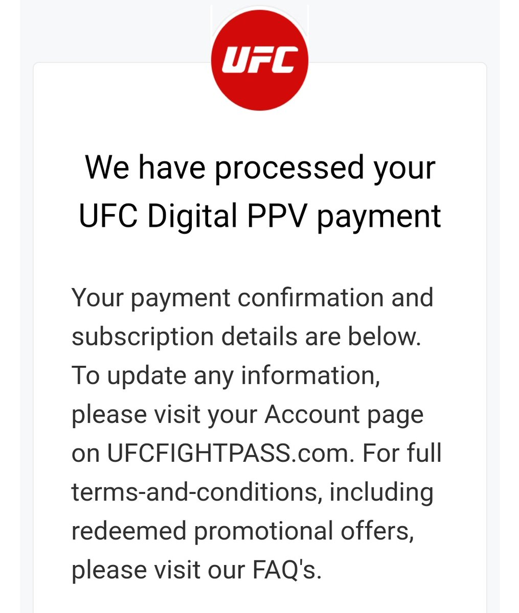 I get most people may not have the financial means to buy it, but this sport/company has allowed me to make a 2nd income off of their product. Heck, may even be my primary source of income shortly.  Gotta pay it back a bit.   I'm stoked!   #UFC257