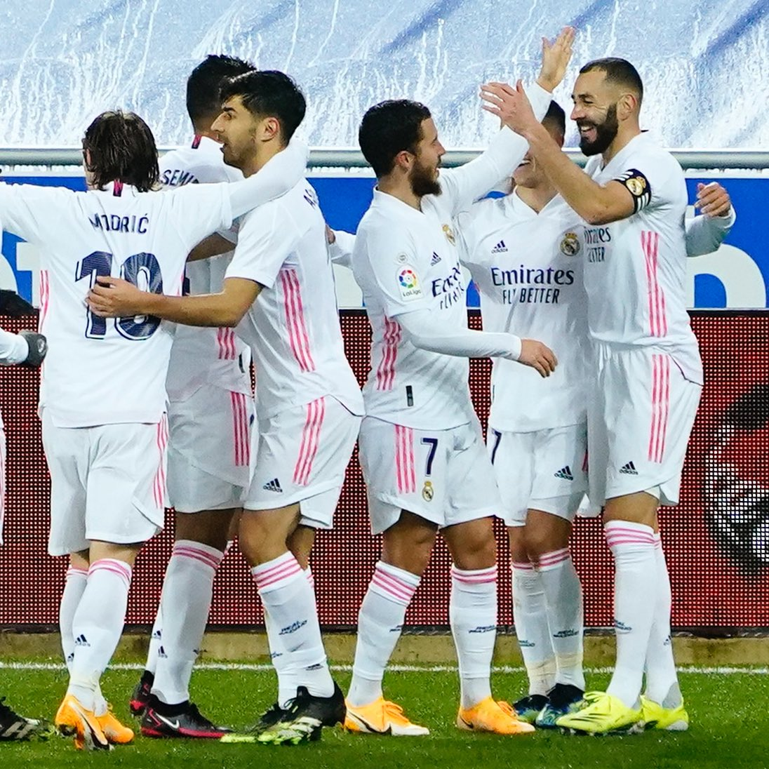 🔵Alaves 1 | 4 Real Madrid⚪️ Golazo & Doblete ⚽️⚽️ de Benzema 👏 #RMLiga #AlavesRealMadrid  #RMFans #realfootball #HalaMadrid