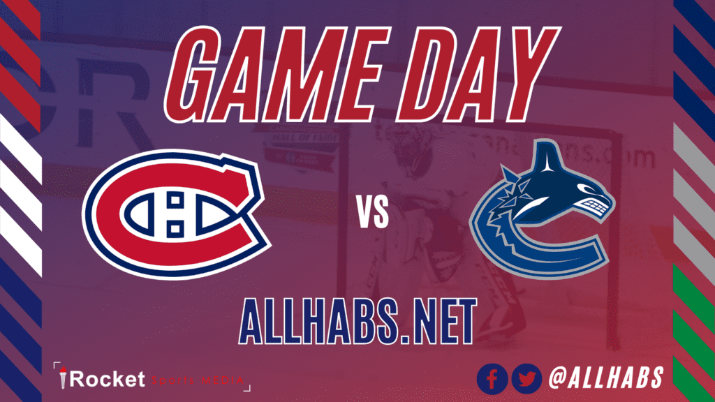 #Canucks – #Habs: #Habs Wrap Road Trip   GAME PREVIEW by @AllHabs   @RocketSports