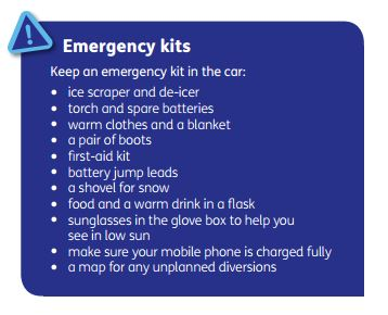 test Twitter Media - #EmergencyTravelKit♥ #BeSafe   ❗First Aid Kit 🔦Jump Leads & torch  ⚠Reflective Warning Sign  ❗Blanket  🗻Map  💧Water  🍫Food  🔋 Phone Charger https://t.co/7MY8q3jKWr