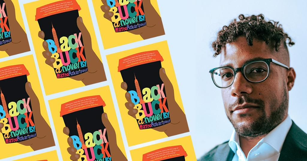 """""""When I began BLACK BUCK, I felt like I was finally free to write the book I wanted, how I wanted, and for the people I wanted to serve..""""-@AskMateo in an interview with the Amazon Book Review"""