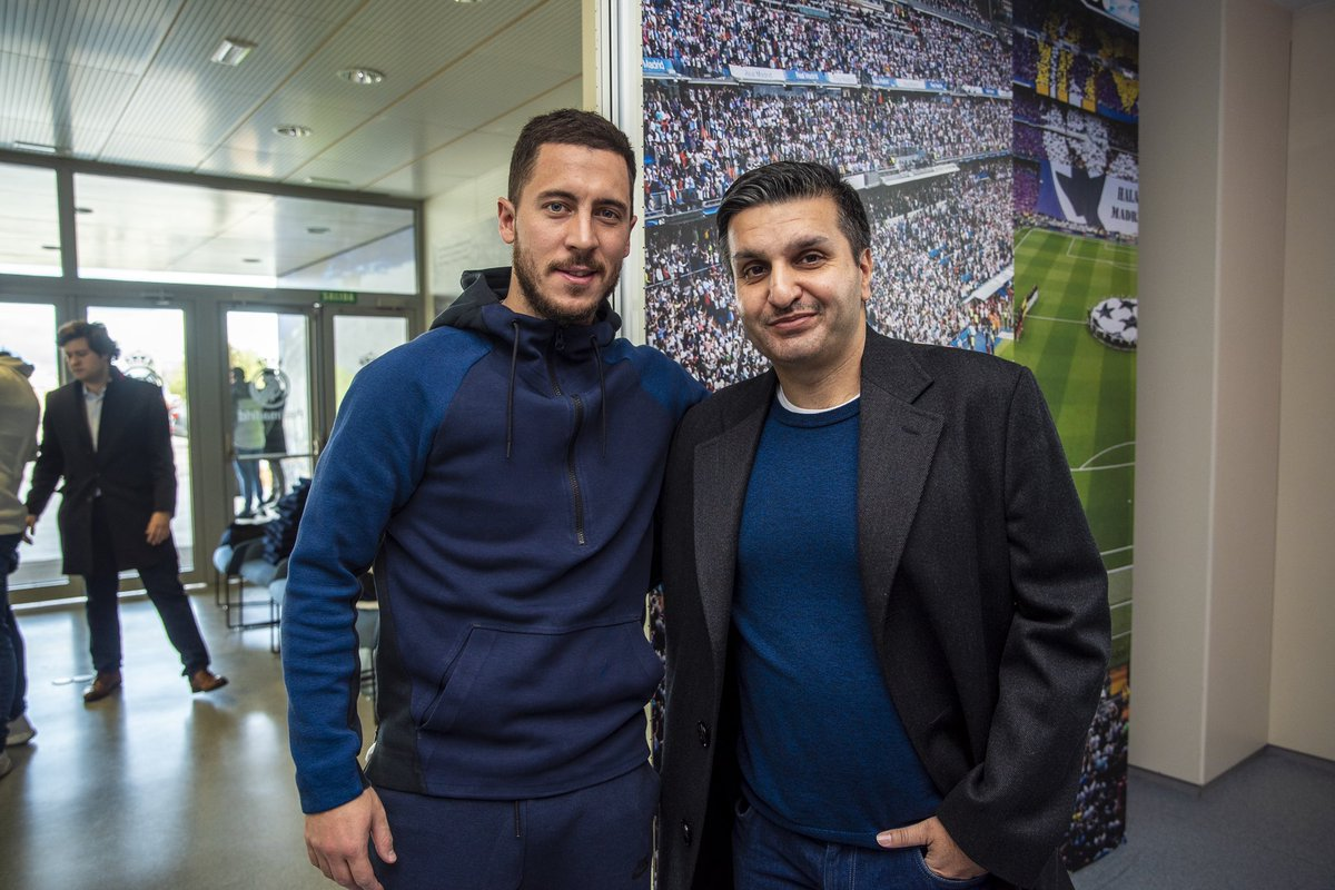 Great to see @hazardeden10 looking like his old self.   1 goal 1 assist 100% successful dribbles 89% passing accuracy 4/5 ground duels won 2 fouls won 1 tackle 1 interception