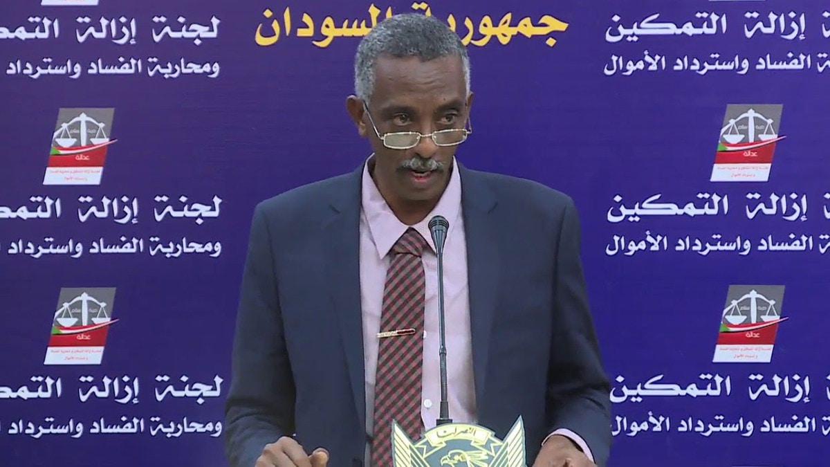 """أحس ان """"لجنة تفكيك نظام الثلاثين من يونيو"""" في #السودان تصطاد في المياه الضحلة..... نذكرهم """"الأسماك الكبيرة في الأعماق""""."""