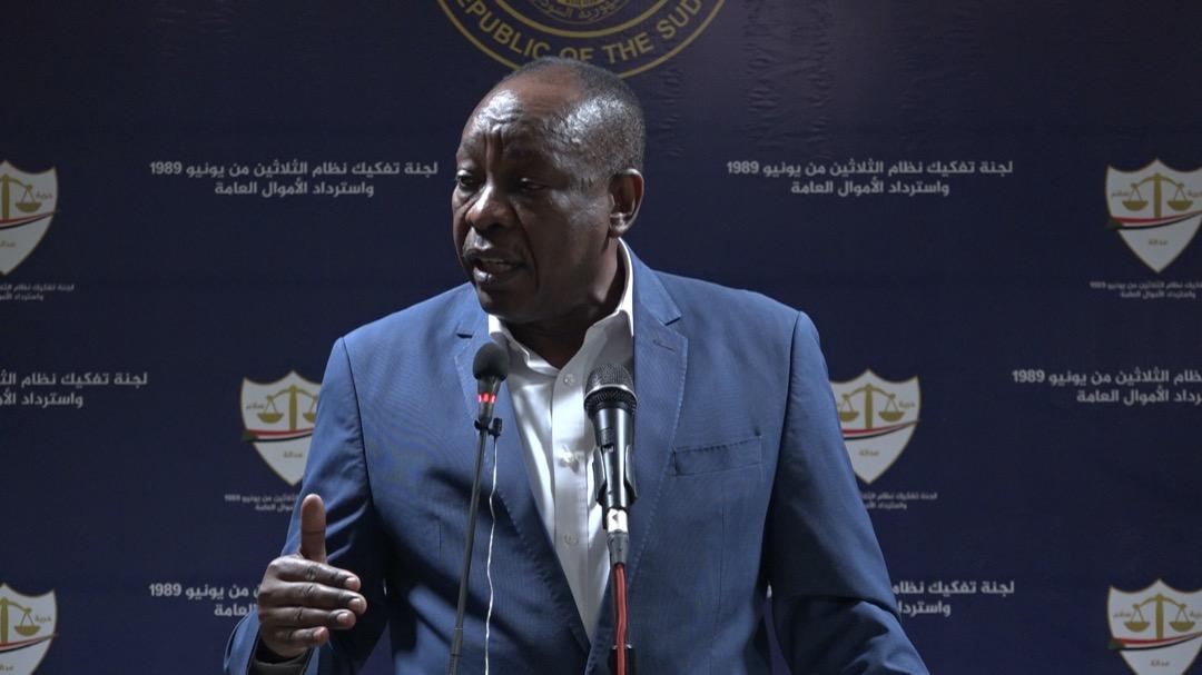 عضو لجنة ازالة التمكين الاستاذ صلاح مناع يطالب بمعاملة حزب المؤتمر الوطنى المحلول كتنظيم ارهابي   #سونا #السودان