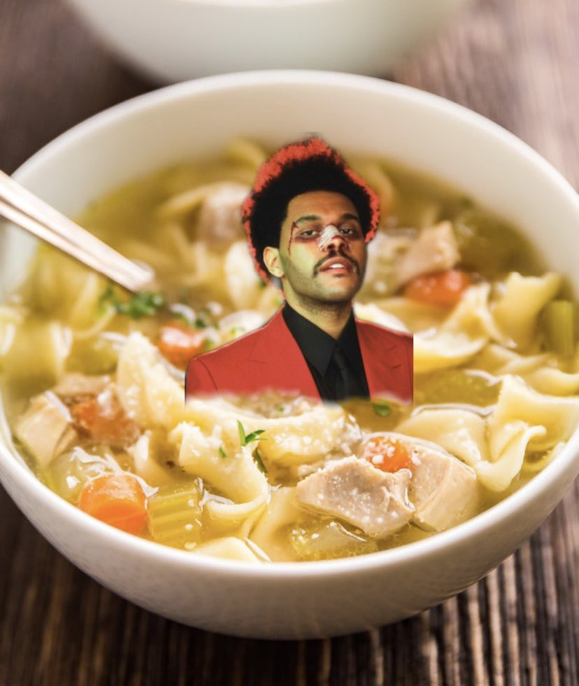Replying to @abelsheartless: Sneak Peek of The Weeknd at the Souper Bowl ‼️‼️‼️