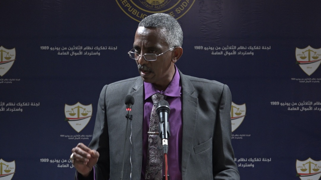 وجدي صالح: لجنة ازالة التمكين مهمتها تفكيك بنية النظام البائد   #سونا #السودان