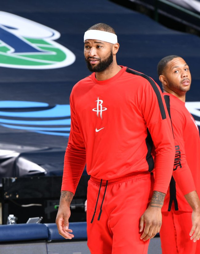 @TheNBACentral's photo on DeMarcus Cousins