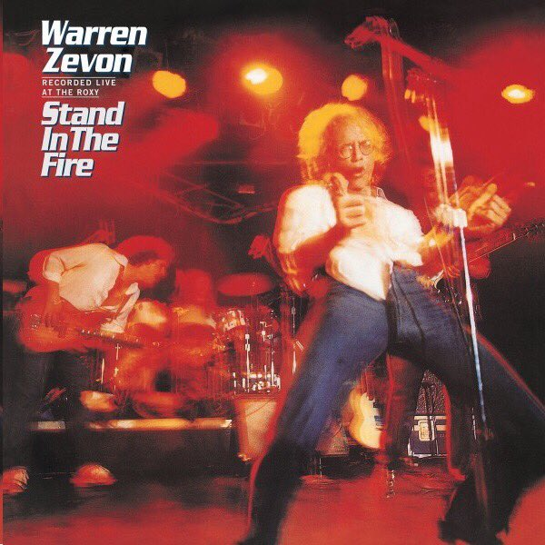 #Nowplaying Lawyers, Guns And Money - Warren Zevon (Stand In The Fire (Live At The Roxy))   #HBD #WarrenZevon