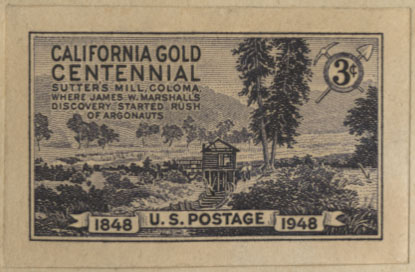 Ever caught gold fever? The #California #GoldRush began in 1848 with the accidental discovery of the precious metal during construction of Sutter's Mill near Coloma.  Today, US bullion reserves are kept at the @usmint depository at Fort Knox, Kentucky. #currency #Commodities