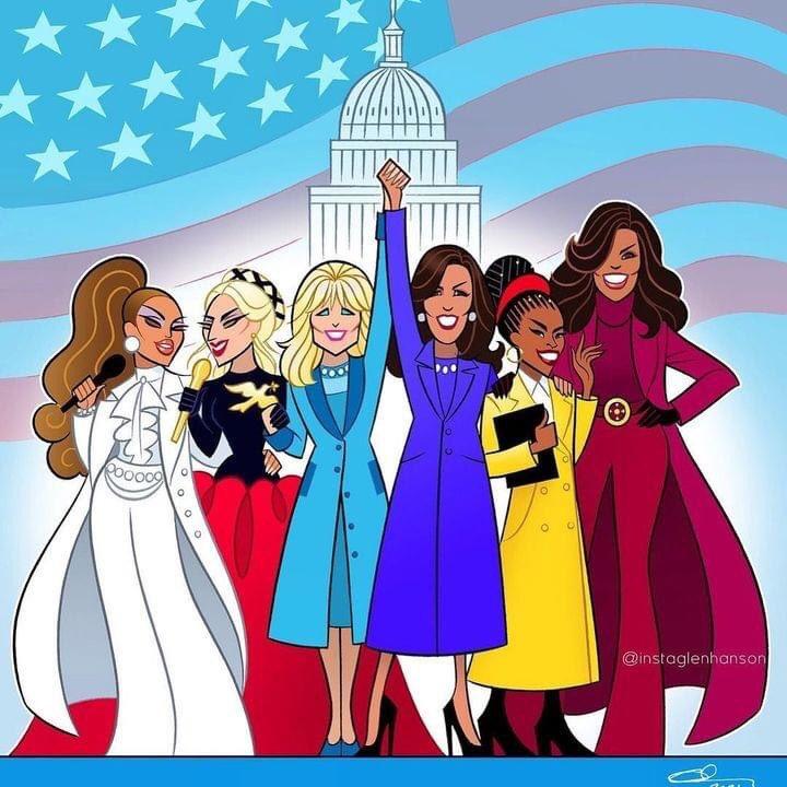 #GirlPower #WomenRock