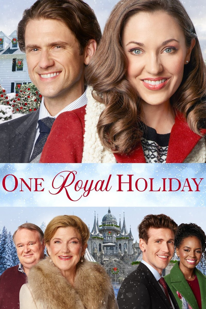 The runaway winner of the 2020 Christmasies Award in the This Movie Needs a Sequel is #OneRoyalHoliday with 56% of the vote. #ChristmasWaltz (21%) and #CrossCountryChristmas (14%) were next. #AWinterGetaway #CountdowntoChristmas