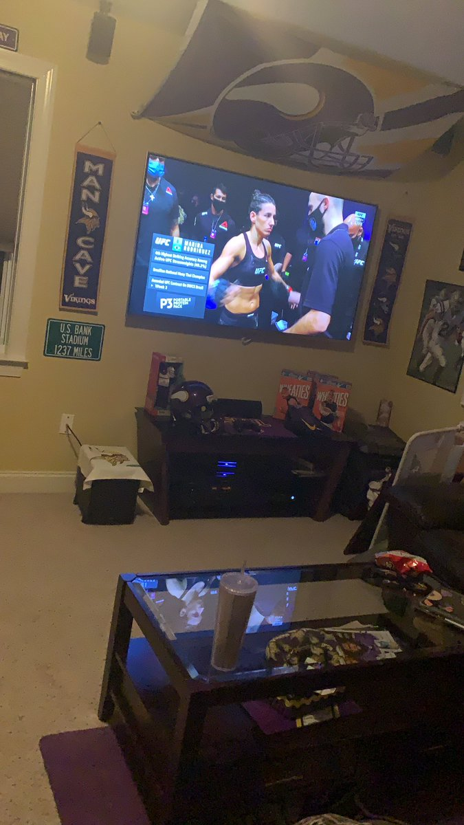 Hope I'm able to stay up for the main event lol  #UFC257 #UFCFightIsland #SKOL