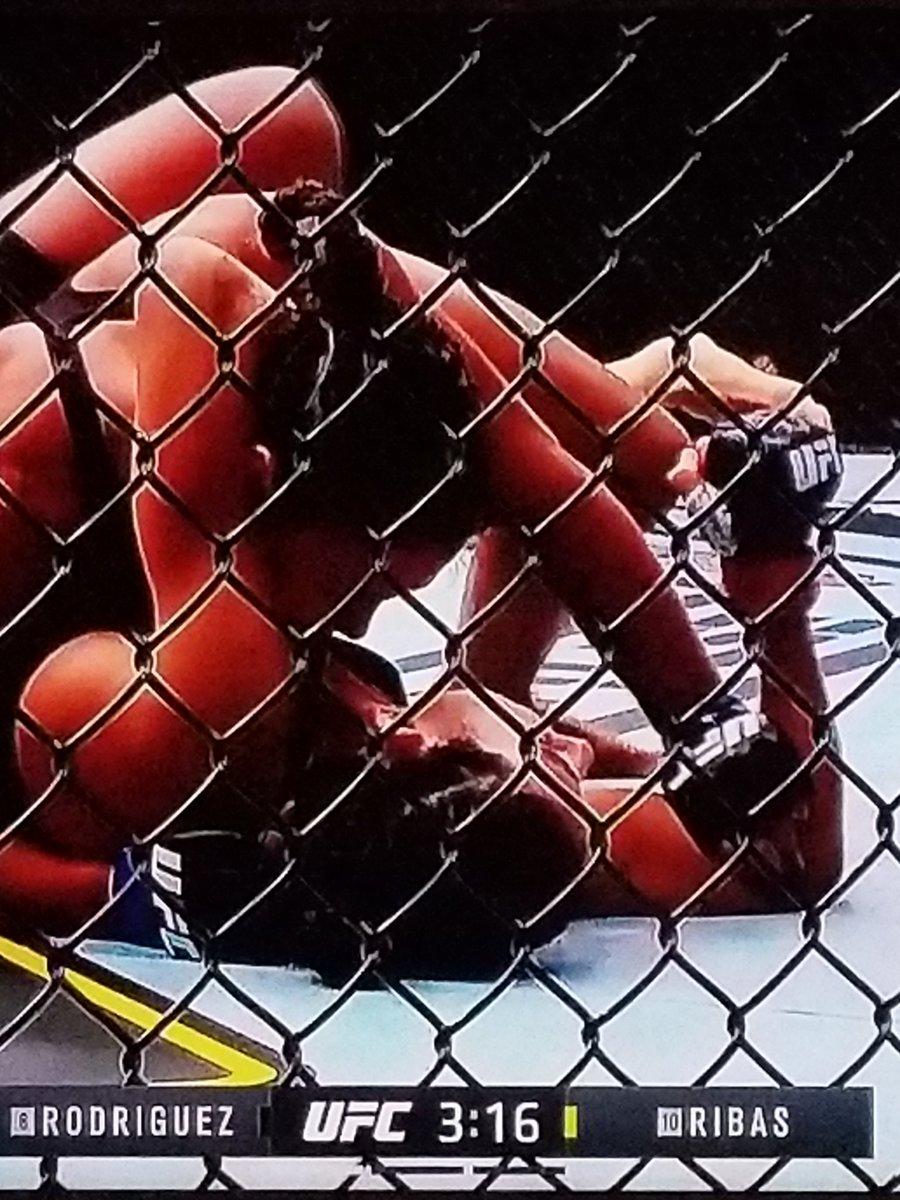 Wow! #UFCFightIsland #UFC257