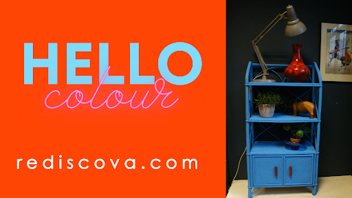 Rediscova #colour with #rediscova - #Turquoise #blue gives that #colourpop that sometimes we all need. For more details click on the link