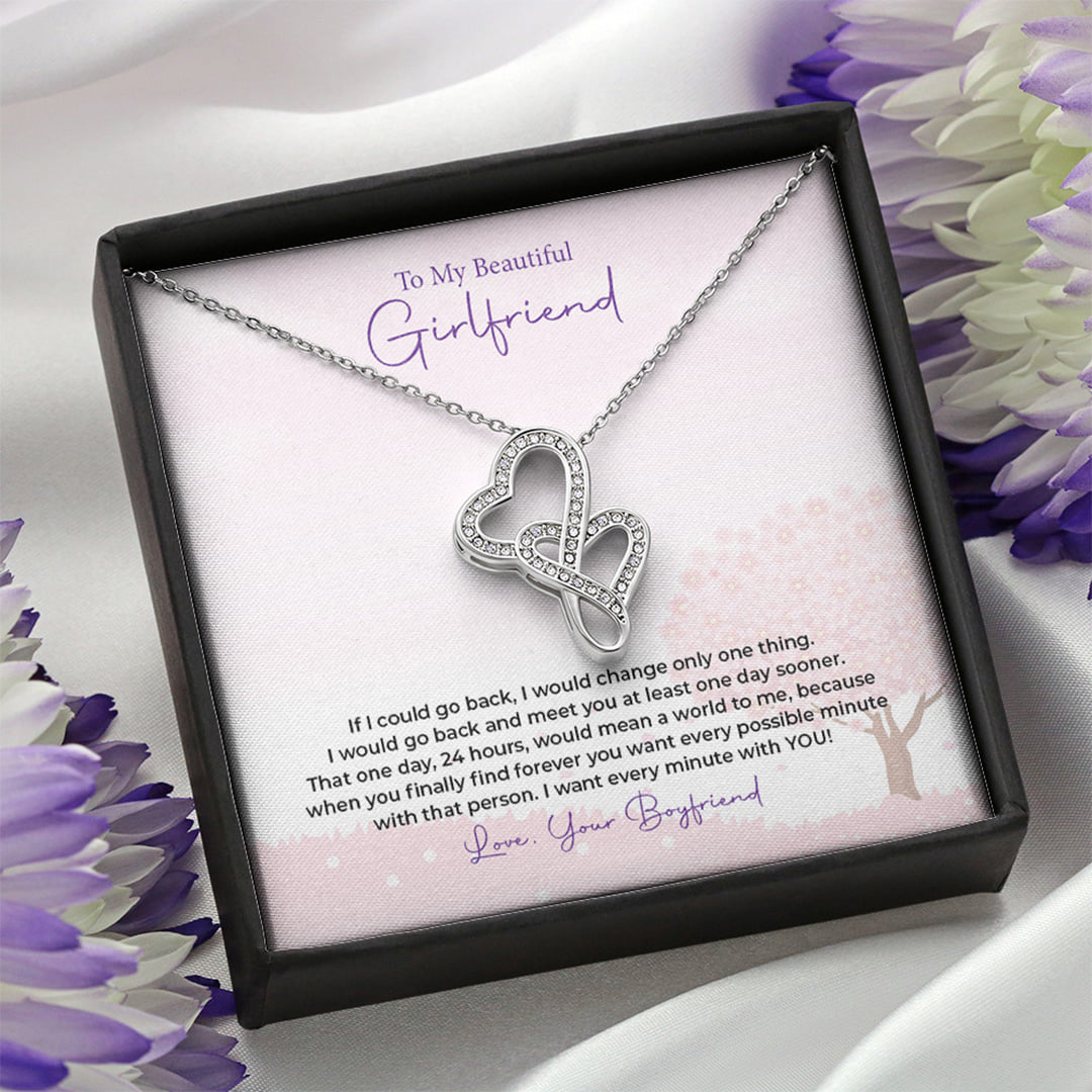 Valentines Day is coming! Surprise your loved one with our newest Interlocking Hearts Necklace gift.   Shop Now ➡️   #love #giftideas #forher #girlfriend #loveislove #loveisintheair #loveyou #valentinesday2021