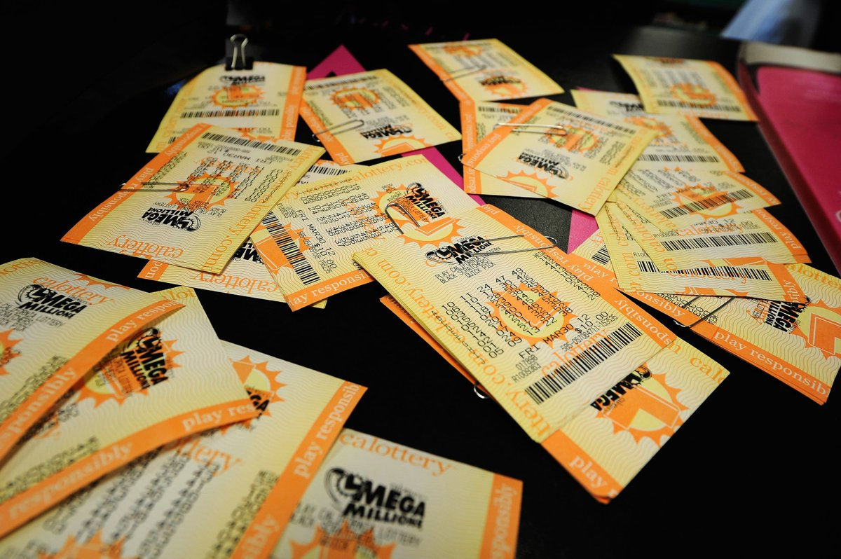 #IOwnARidiculousAmountOf expired non-winning Mega Millions tickets