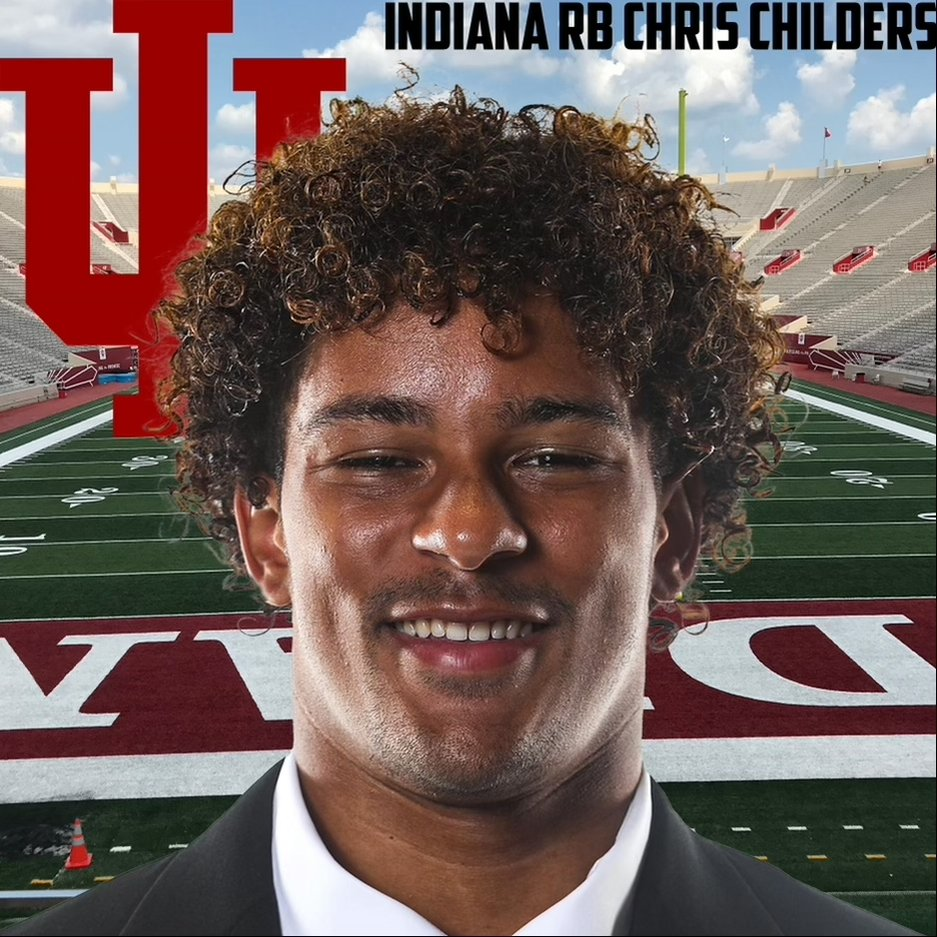 Chris Childers @cchilly_ on @QFPodcast_‼️  Indiana University 🔥   Running back @IndianaFootball  ⬇️    ⬇️    ⬇️    Ep 98:    #IUFB | #GRIT | #LEO | #RELENTLESS | #GoIU