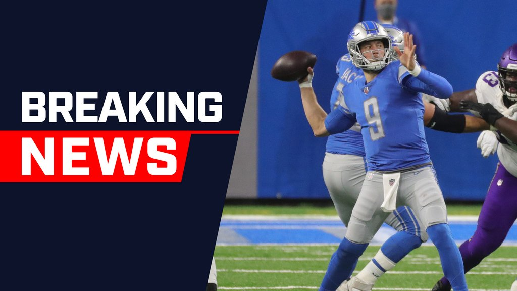Matthew Stafford and Lions reportedly agree to part ways https://t.co/riNi7or804 https://t.co/Q6TOvyALy7