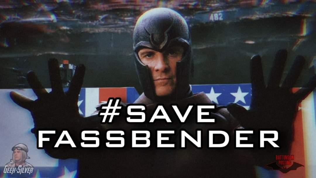 @MarvelStudios Si tienen paleneado meter el personaje de Magneto ya sea en  #WandaVision o en alguna otra serie o película, que sea Michael Fassbender, es el Magneto que conocemos y el que queremos, aguanté fassbender! Lo suplico! #magneto #WandaMaximoff  #SaveFassbender