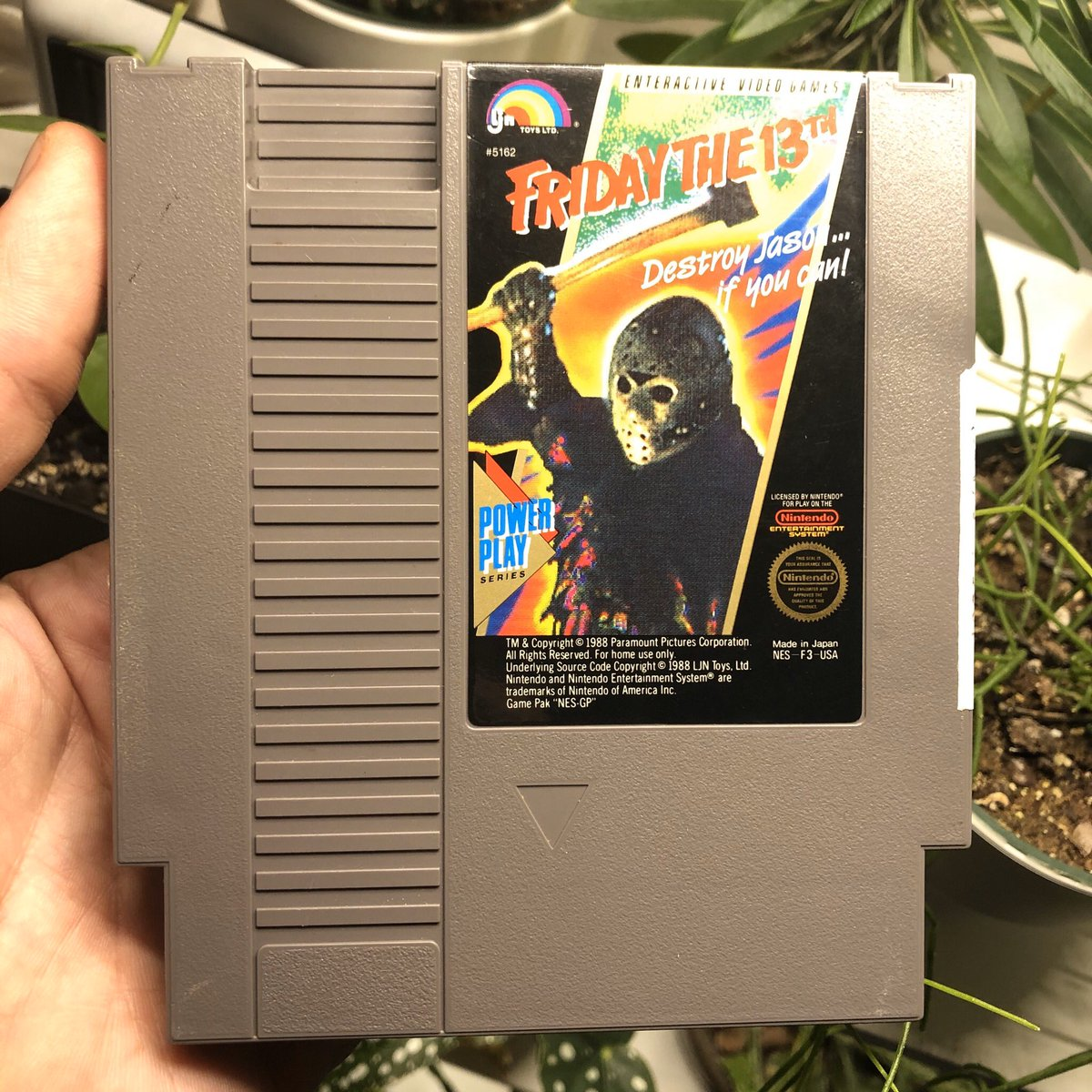 We are official. Time to break some World Records. #Fridaythe13th #Nes #Retro #TwitchStreamer