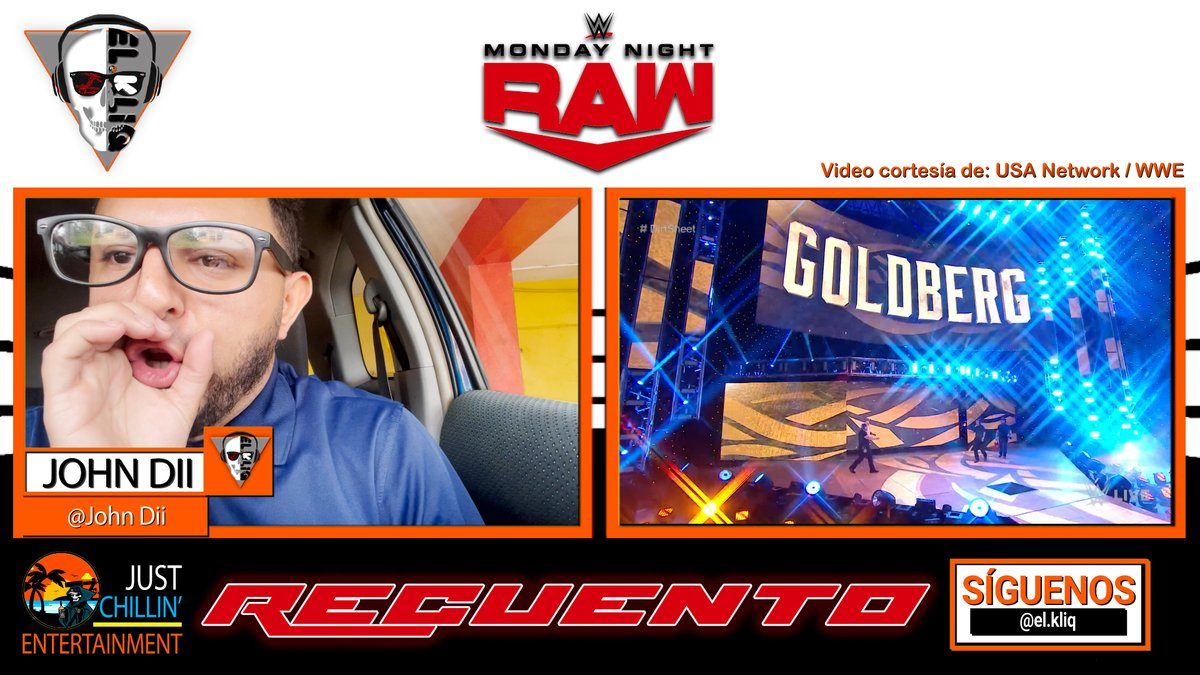 @JoohnDii nos trae el recuento de lo sucedido la semana pasada en Monday Night WWE Raw.  #MondayNightRAW #WWE #royalrumble #highlights #wrestling #luchalibre  #NXT #SmackDown #AEW #RAW  #AllEliteWrestling #podcast #JCE  Link: