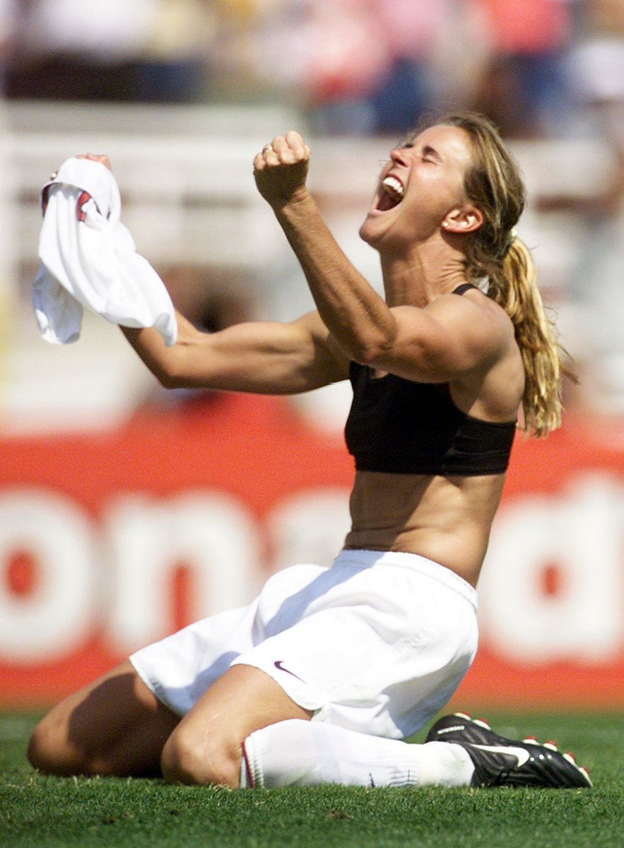 @CBSSports Greatest sport shot of all time  #woso #99ers #worldcup
