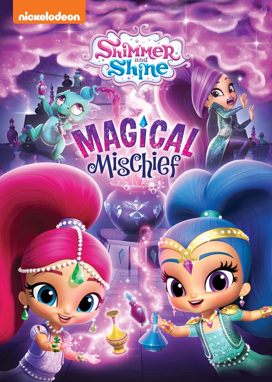 Shimmer and Shine Magical Mischief teaches about teamwork