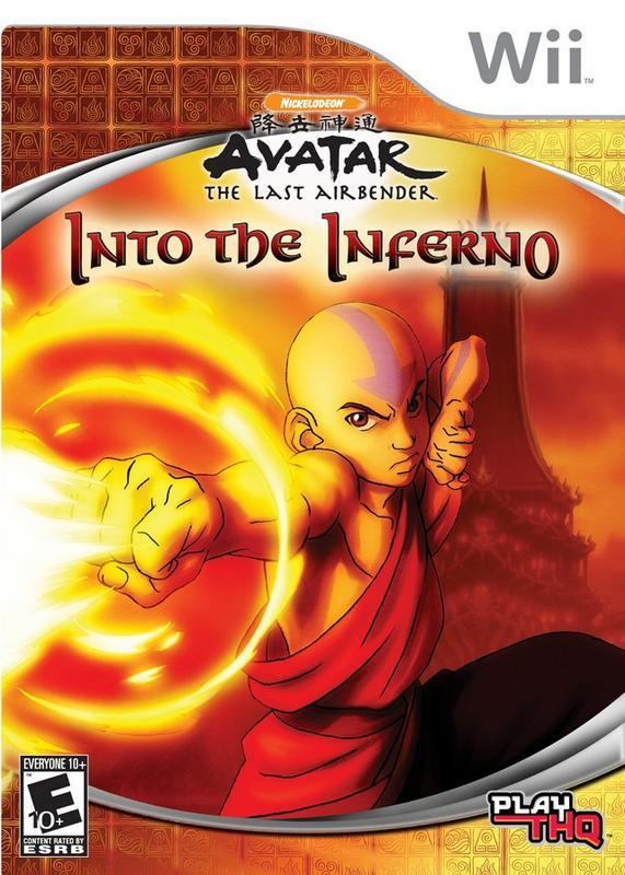 Utilize epic bending skills to their limits in an awesome adventure in Avatar The Last Airbender Into the Inferno #nintendo #wii #videogames #gaming #videogaming