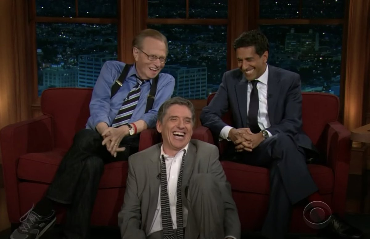 If you ever had the honor of meeting @kingsthings , you probably walked away with one of the best stories of your life. He was that kind of guy. Here's one of my favorites. Watch to the very end, it's worth it. I will miss you dear friend.   @CraigyFerg