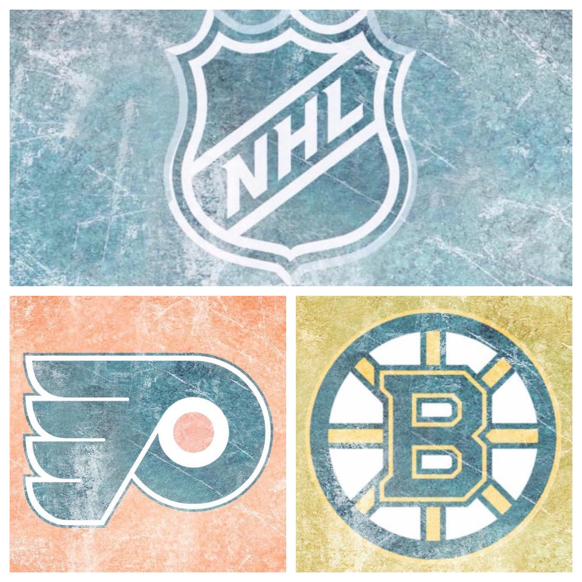 #IESRSN #Flyers @ #Bruins is underway! #NHL #PHIvsBOS #AnytimeAnywhere #NHLBruins