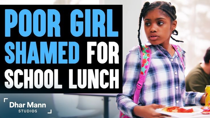 You should never judge others before walking in their shoes.  Poor Girl Shamed For Her School Lunch, Ending Is Shocking | Dhar Mann