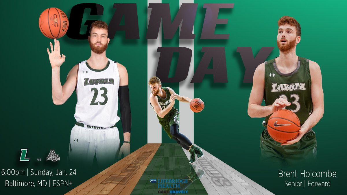 Back on the court tonight in Reitz Arena!  🆚  American 📰 https://t.co/n9jU0CawIo 🗓 Sunday, January 24 🕰 6 p.m. 📺 ESPN + @PatriotLeagueTV   #Gameday presented by @LBHealth  @LoyolaHounds  #gohounds #PatriotMBB https://t.co/4GSkRmeZe4
