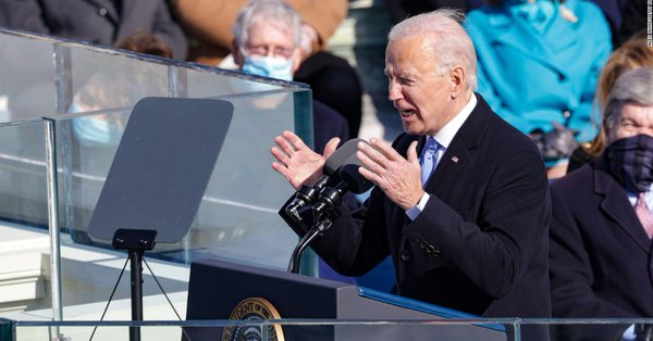 President Biden's call for unity is a foreign concept in hyperpartisan DC | Analysis https://t.co/pFvHb7ccyr https://t.co/PDtUkblN13