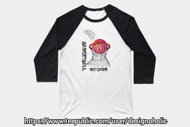Basketball 🏀 T-shirt   #teepublic @teepublic #basketball #tshirt #tshirts #tshirtdesign #clothing #shopping #sports