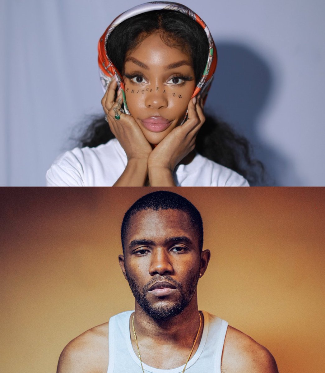 "SZA says she's going to ask Frank Ocean to jump on a remix of ""Good Days."" ☀️"