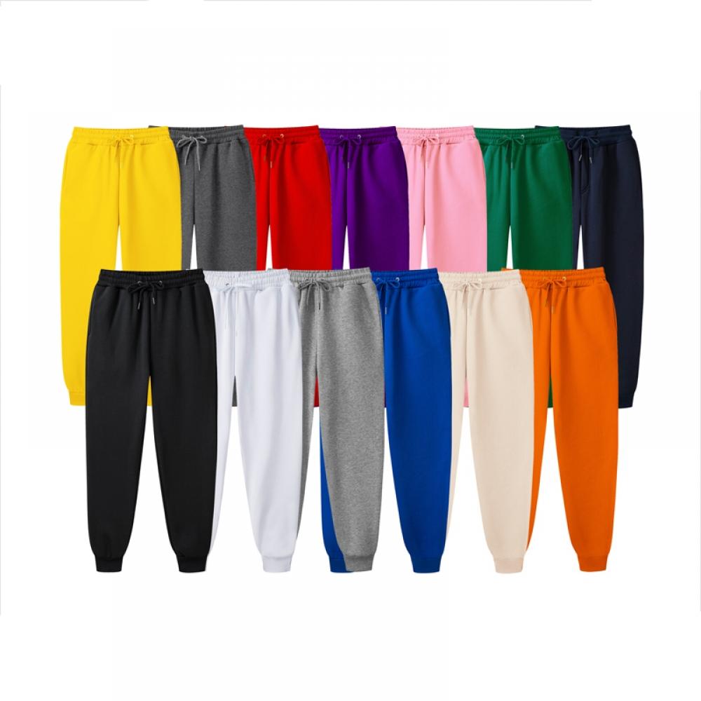 Casual Fleece Men's Joggers #lookbook #clothing