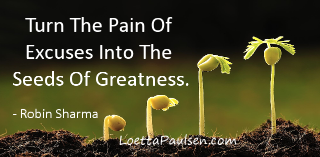 Growth demands you give a little more. This is how #greatness is made.