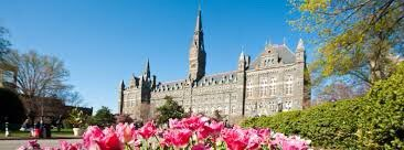 #OnThisDay in 1789 the first #Catholic college, @Georgetown University, was founded, by #JohnCarroll, in #WashingtonDC . #Georgetown232