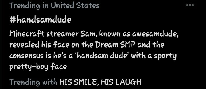 #handsamdude uhhhhh twitter guy do you have something to say-